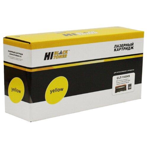 Фото - Картридж Hi-Black HB-CLT-Y404S, совместимый картридж hi black hb clt c404s совместимый