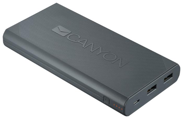Внешний аккумулятор Canyon CNE-CPBF160W белый