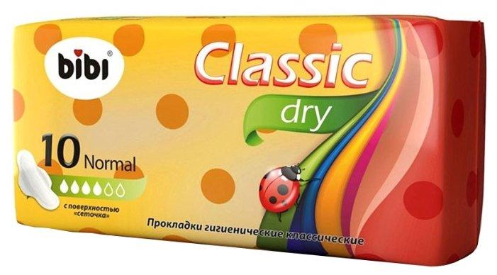 Bibi прокладки Classic Normal Dry