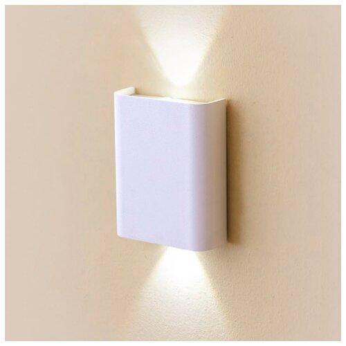 Настенный светильник Citilux Декарт CL704400, 6 Вт настенный светильник citilux декарт 6 cl704061 6 вт
