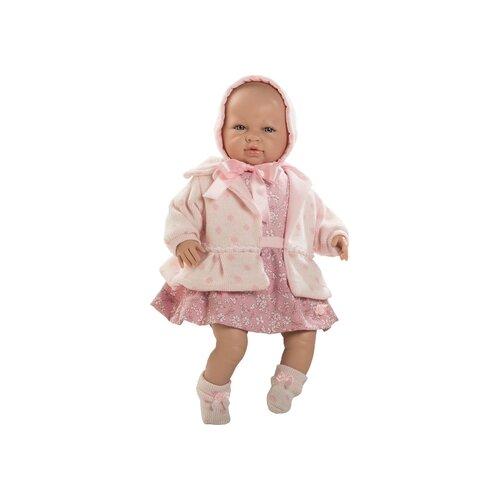 Купить Пупс Munecas Berbesa Sara, 50 см, 5205, Куклы и пупсы