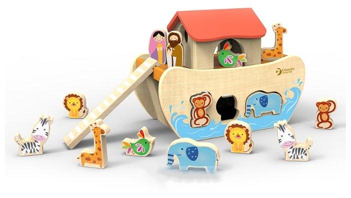 Сортер Classic World Ноев ковчег