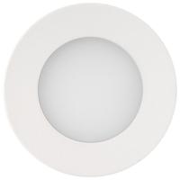 Встраиваемый светильник De Fran FT 906 LED W, белый