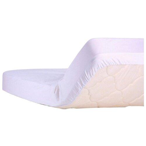Наматрасник DREAM TIME непромокаемый, MC001-090 (90х200 см) белый наматрасники qu aqua непромокаемый наматрасник натяжной jersey хлопок 120х60