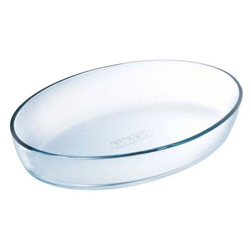 Форма для запекания Pyrex 345, 2 л, 30х21х6 см форма для запекания pyrex 211 1 л 20х17х6 см