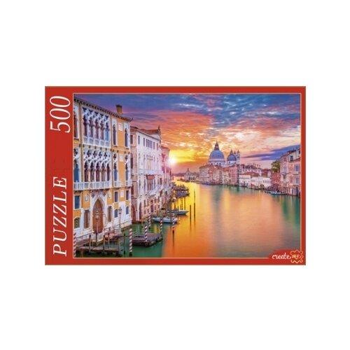 Пазл Рыжий кот Венеция Гранд канал (ГИ500-8280), 500 дет.