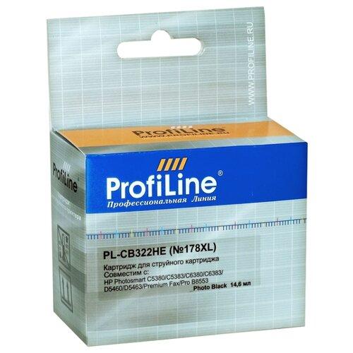 Фото - Картридж ProfiLine PL-CB322HE-Bk, совместимый картридж profiline pl 50f2h00