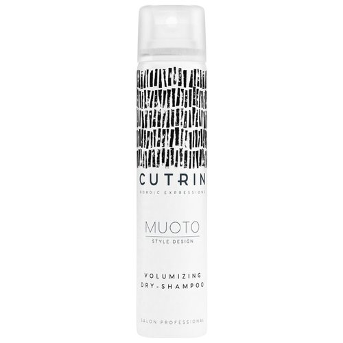 Cutrin сухой шампунь Muoto Volumizing, 200 мл шампунь cutrin pureism