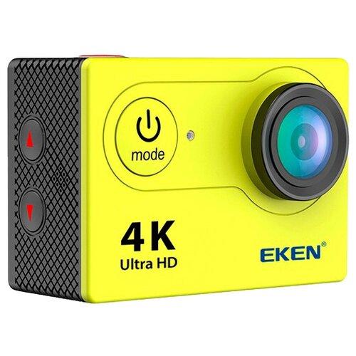 Фото - Экшн-камера EKEN H9 yellow экшн камера eken h9r ultra hd yellow