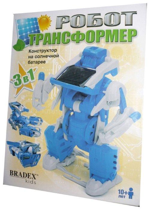 Конструктор BRADEX DE0176 Робот-трансформер фото 1