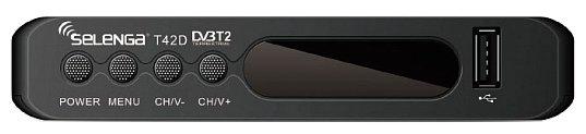 Selenga TV-тюнер Selenga T42D