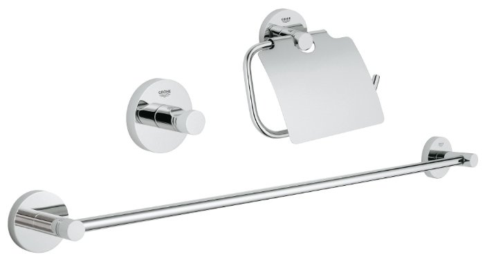 Набор Grohe Essentials 40775001 (3 шт.)