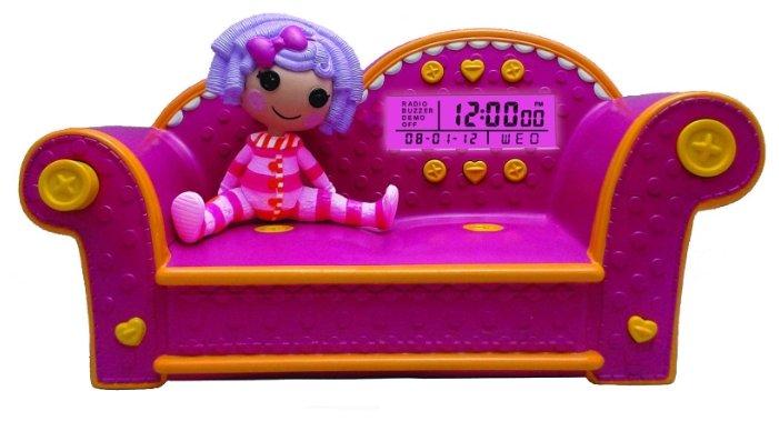 Радиобудильник Jazwares Lalaloopsy Alarm Clock