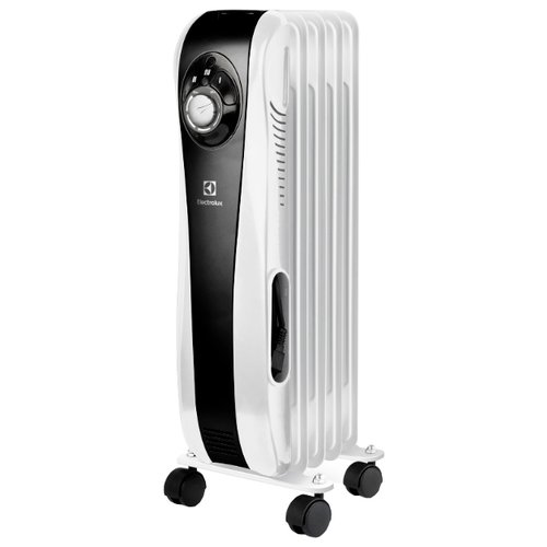 Масляный радиатор Electrolux EOH/M-5105N белый/черный
