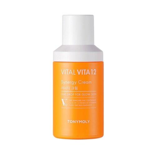 TONY MOLY Vital Vita 12 Synergy Cream Крем для лица 45 млУвлажнение и питание<br>
