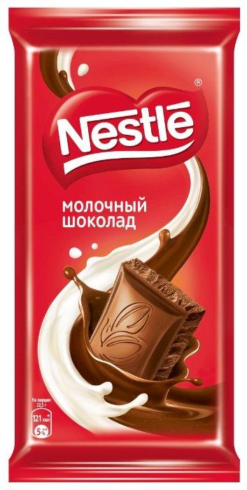 Шоколад Nestlé молочный