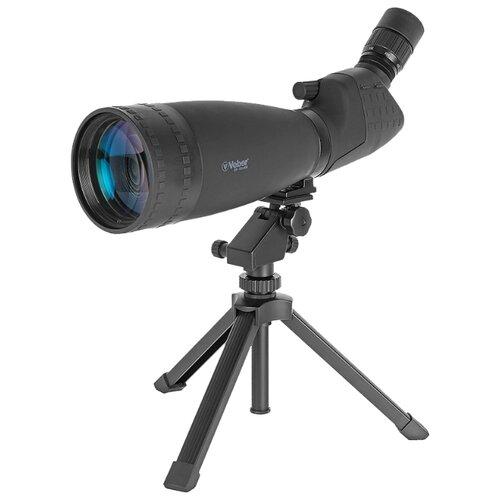 Фото - Зрительная труба Veber 25-75x100 черный телескоп veber umka 76x300 21883