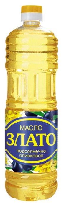 Злато Масло подсолнечно-оливковое