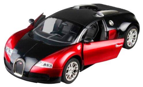 Легковой автомобиль MZ Bugatti Veyron (MZ-2232J) 1:14 35 см