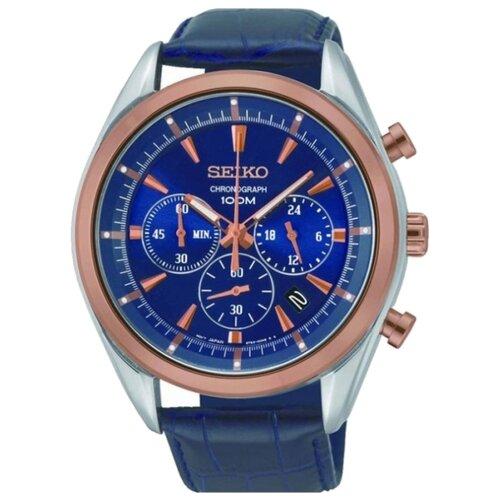 цена Наручные часы SEIKO SSB160 онлайн в 2017 году