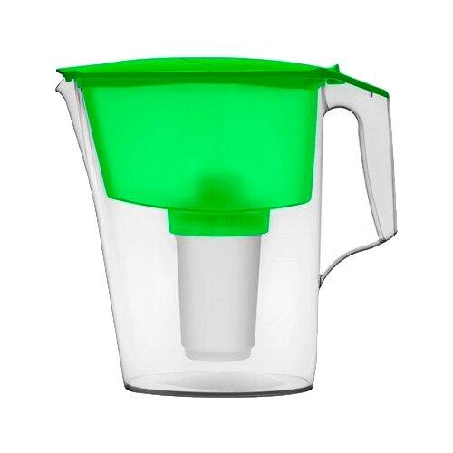 Фильтр кувшин Аквафор Ультра 2.5 л зеленый фильтр кувшин для воды аквафор ультра зеленый