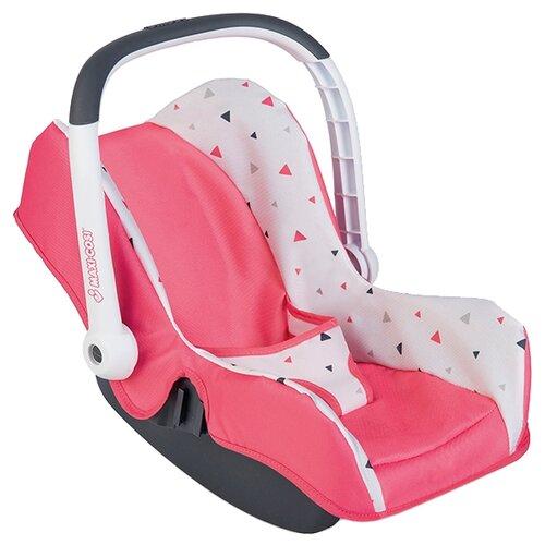Автокресло Smoby MC&Quinny 240228 розовый/белый/рисунок smoby сортер корзинка cotoons цвет розовый