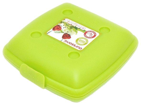 Oursson Ланч-бокс LB1400 зеленое яблоко