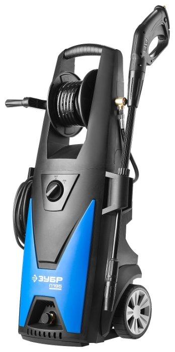 Мойка высокого давления ЗУБР АВД-П195 2.5 кВт