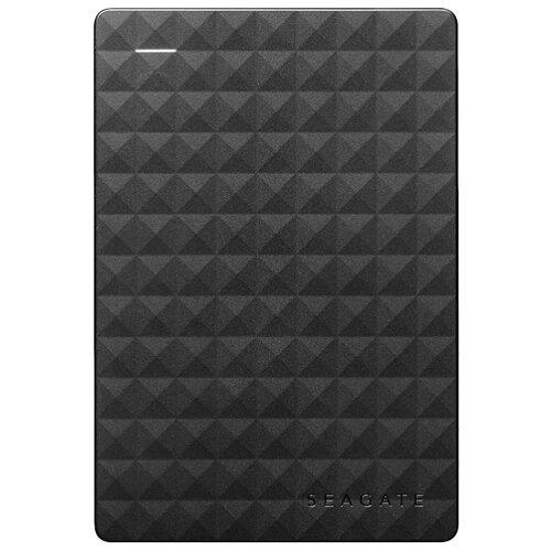 Фото - Внешний HDD Seagate Expansion+ Portable drive 1 ТБ seagate expansion portable 2tb 2 5 черный