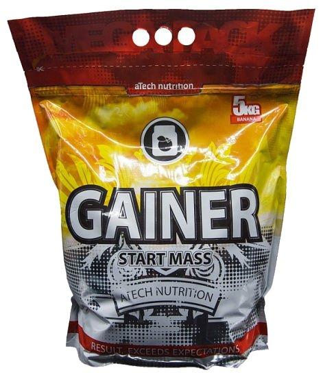 Гейнер aTech Nutrition Gainer Start Mass (5 кг)