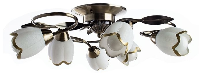 Люстра Arte Lamp Perce A6061PL-6AB