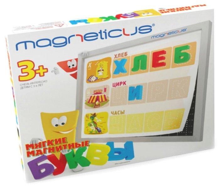 Набор букв Magneticus Буквы и звуки OBU-004