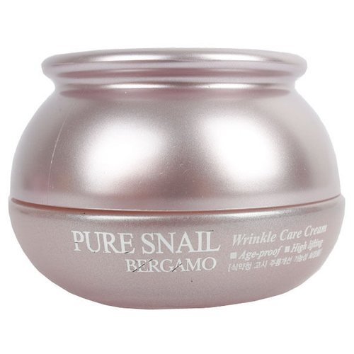 Крем Bergamo Pure Snail 50 мл snail крем