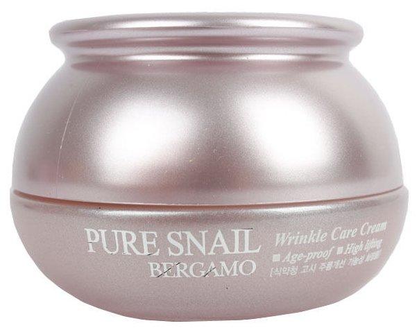 Крем Bergamo Pure Snail 50 мл