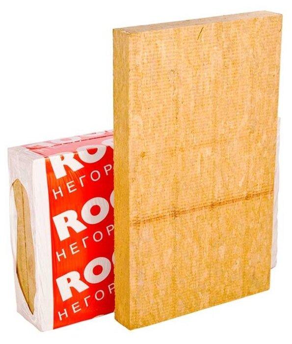 Каменная вата Rockwool Руф Баттс Д Стандарт 1200x1000х60мм 2 шт