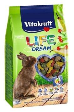 Корм для кроликов Vitakraft Life Dream