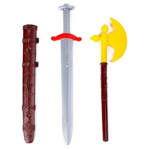 Купить Набор оружия Строим вместе счастливое детство Ратник (5256), Игрушечное оружие и бластеры