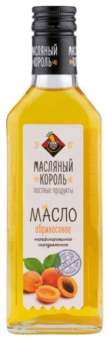 Масляный Король Масло абрикосовое