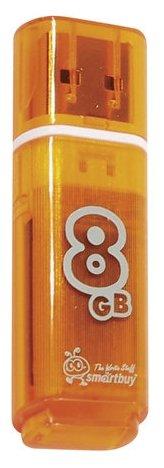 Флешка SmartBuy Glossy USB 2.0 8GB