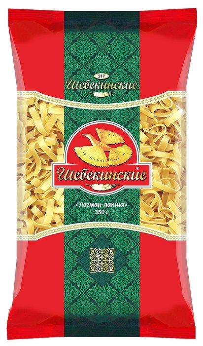 Шебекинские Лапша Лагман-лапша № 517, 350 г