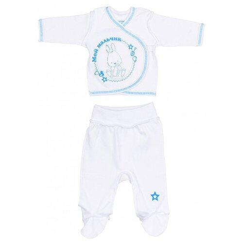 Комплект одежды LEO размер 62, белыйКомплекты<br>