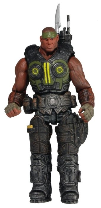 Фигурка NECA Gears of War - Augustus Cole 52232
