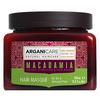 ARGANICARE Argan Oil & Macadamia Маска для волос увлажняющая и восстанавливающая с маслом макадамии