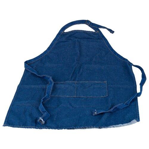 Малевичъ Джинсовый фартук для художника (195068) синий