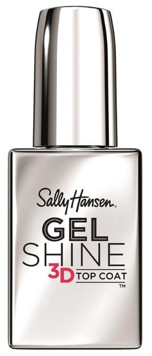 Верхнее покрытие Sally Hansen Gel Shine 3d Top Coat 13.3 мл