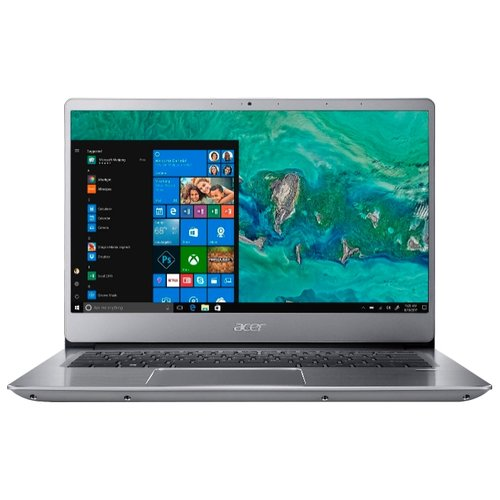 Ноутбук Acer SWIFT 3 SF314-54G-806U (NX.GY0ER.009), серебристый ультрабук acer swift 3 sf314 57 340b nx hjfer 009 серый