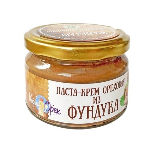 Король Орех Паста-крем ореховая из Фундука 200 г король орех паста крем ореховая из фундука 200 г