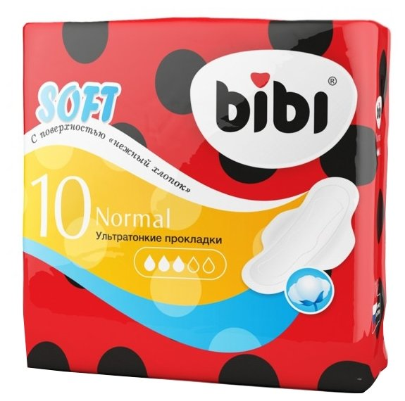 Bibi прокладки Normal Soft