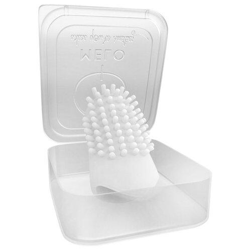Фото - Зубная щетка MELO iKO whitening, размер L, белый зубная щетка melo iko kids апельсин 0 14 лет оранжевый