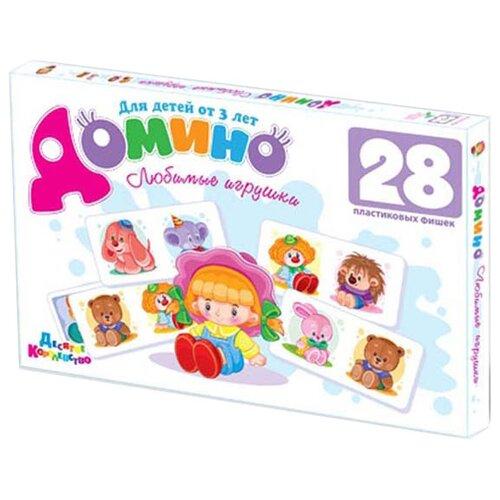 Настольная игра Десятое королевство Любимые игрушки 01509
